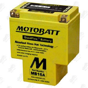 Motorcycle Barrtey Motobatt (MB16A) 12V-19Ah