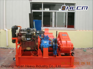 Winch with SGS (HLCM-28) (2JKL20) pictures & photos