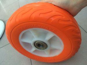 PU Wheel 10 Inch Wheelbarrow Wheel