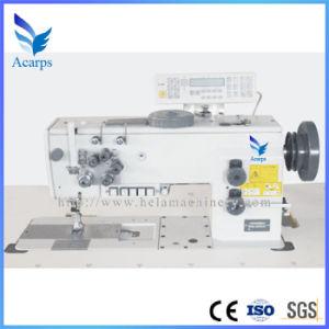 Double Needle Compound Feed Lockstitch Sewing Machine (DA767H-2/DA767H-2-7)