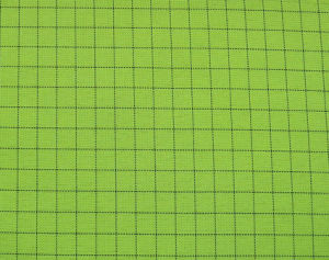 ESD / Anti-Static T/C Grid Fabric, Cleanroom Fabric pictures & photos