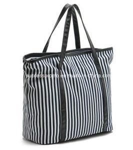 Custom Women Canvas Bags Beach Bag Tote Shoulder Bags pictures & photos