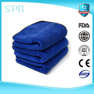 80%Polyester 20%Polyamide High Absorbent Sports Microfiber Cleaning Towel pictures & photos