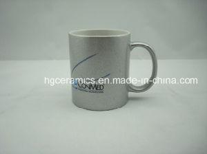 11oz Silver Sublimation Mugs, Gold/Silver Sublimation Mug pictures & photos