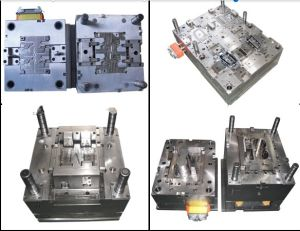 Customized Plastic Injection Tooling for Auto Parts pictures & photos