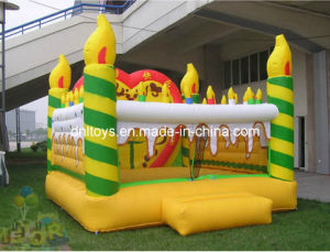 Attractive Children Inflatable Bouncer for Holiday Party