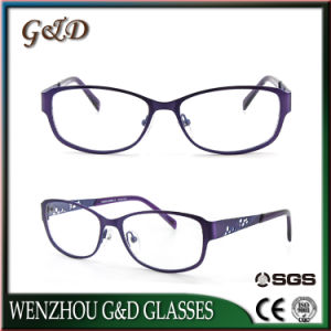New Design Stainless Spectacle Frame Optical Frame 46-052 pictures & photos
