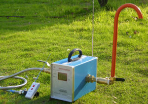 Water Meter Portable Tester pictures & photos