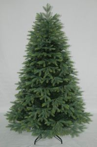 Realist Artificial Christmas Tree with String light Multi Color LED Decoration (AT1003) pictures & photos