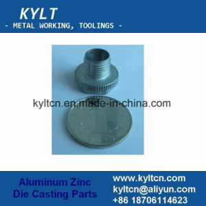 Customerized Zamak/Zinc Metal Alloy High-Pressure Injection Parts for Gas/Air Pressure Regulator pictures & photos