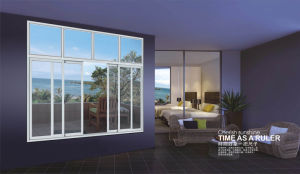 Charming Window Best Quality with Aluminium Frame Relax Your Life pictures & photos