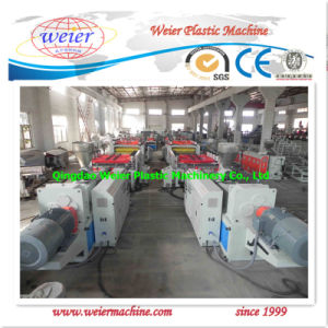 CE Certificate WPC Foam Board Extrusion Line pictures & photos