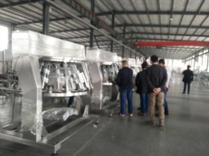Poutry Fish Automatic High Precision SUS 304 Packaging Machinery pictures & photos
