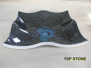 Black Granite Wash Basin for Bathroom pictures & photos