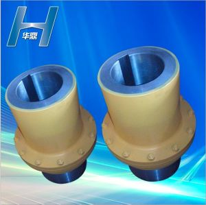 High Quality Nylon Sleeve Curved Tooth Gear Coupling