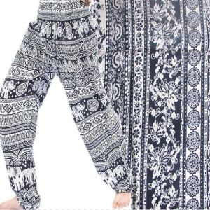 Plain Woven Printed Rayon Fabric for Mens Pajamas pictures & photos