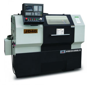Hot Sale CNC Lathe Machine Torno CNC From China pictures & photos
