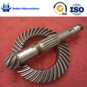 BS3100 Spiral Bevel Gear 7/36 for Ford Drive Axle Helical Bevel Gear pictures & photos
