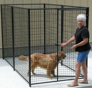 Dog Run Fence Cage, Powder and Galvanized Coated pictures & photos