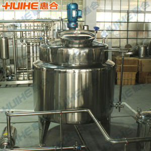 Sanitary Liquid Mixing Tank for Beverage pictures & photos