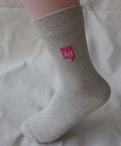 Silver Socks pictures & photos