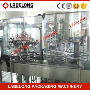 2016 Small Auotomatic Beer Filling Machine 3 in 1 pictures & photos