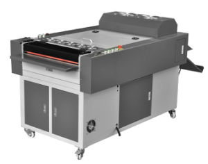 "24"" Inches Crystal UV Coating Machine Embossing Machine C-N24 pictures & photos"