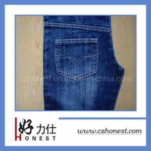 8 Oz Jeans Denim Fabric for Garments (HLS-A01-KL322)