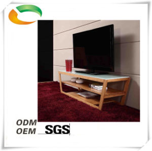 Bamboo TV Stand with Modern Design pictures & photos
