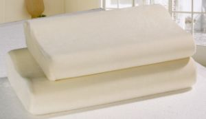 Memory Foam Pillow (Curved)