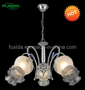 Designer Glass Chandelier Lamp Glass Pendant Lamp pictures & photos