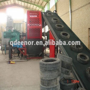 Waste Tire Recycling Machine /Tire Shredding Machine pictures & photos