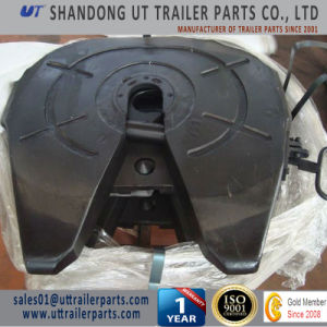 2 Inch / 2′′ 50mm Casting Fifth Wheel /5th Wheel 30 Tons for Semi Trailer and Truck pictures & photos