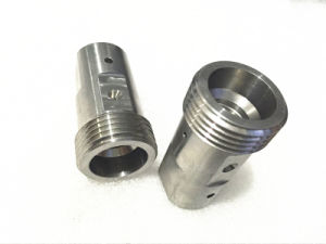 Dwj Water Jet Cutting Machine Head Spare Part on off Valve Body pictures & photos