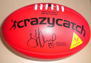 Promotional PVC Rugby Afl Ball- Australian Football pictures & photos