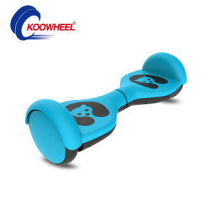 New Mini 2 Wheel Children Electric Scooter Child Smart Hoverboard Kids Scooter Standing Drifting Board Fo Rkids pictures & photos
