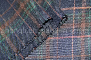 Yarn Dyed T/R Fabric, Plaid Style, 65%Polyester 32%Rayon 3%Spandex, 280GSM pictures & photos