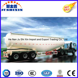 3 Axle 45cbm Bulker/Bulk Cement/Powder Transportation Tanker/Tank Truck Semi Trailer pictures & photos