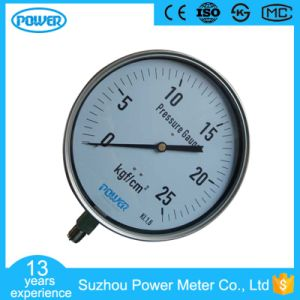 10 Inch 250mm Full Stainless Steel Wika Manometer pictures & photos