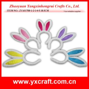 Easter Decoration (ZY16Y708-1-2-3-4-5) Easter Bunny Headband pictures & photos