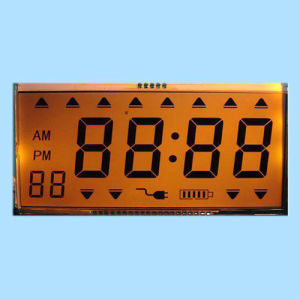 16 Characters 2 Lines Yelloe Green Mode LCD Display Module pictures & photos
