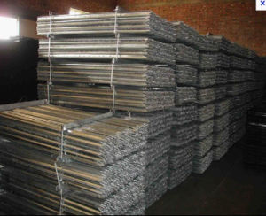 1650mm Australia Hot-DIP Galvanized Star Picket/Steel Y Fence Post pictures & photos