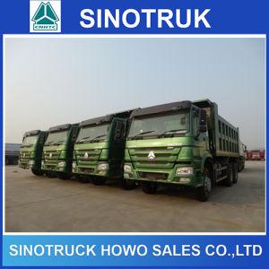 Sinotruck 336HP 25 Ton 30 Ton Tipper Dumper Dump Truck pictures & photos