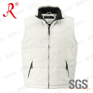 High Quality Winter Warmer Polyester Vest for Outdoor (QF-808) pictures & photos
