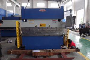 Nc Hydraulic Press Brake Model Hpk-40/2000