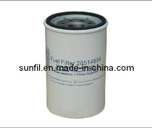 High Quality Volvo Fuel Filter 20514654 Fs19704 pictures & photos