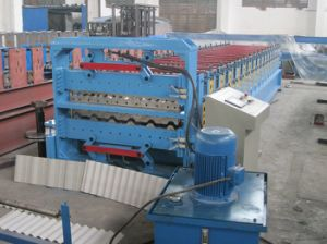 Dual Layer Roll Forming Machine for Roof Panels pictures & photos