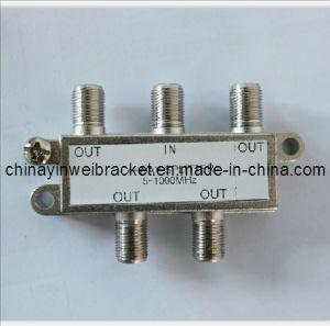 5-1000MHz CATV/Matv Splitter (H104)