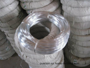 Low Price Electro Galvanized Iron Wire Manufacturer pictures & photos