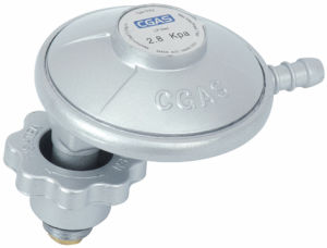 LPG Low Pressure Gas Regulator for South Africa (SAL3G38U28) pictures & photos